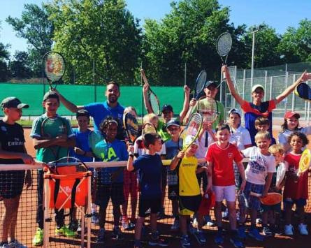 Frühlings Tennis – Intensivwoche im TC Mellingen 2019